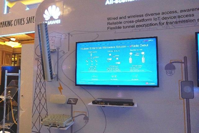 Huawei Announces Eradio Enterprise Microwave Solution Huawei Press Center