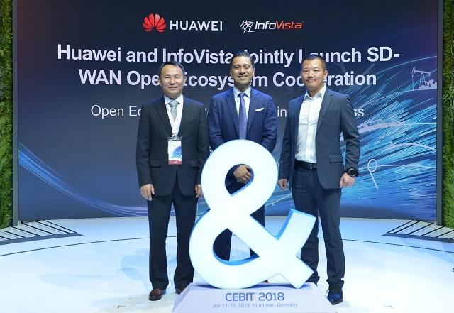 Huawei & InfoVista