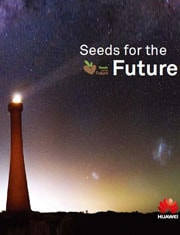 Seeds for the future - Huawei Sustainability