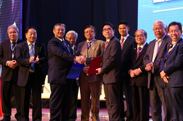 Sarawak state government to work with huawei to draw digital economy vice president of public affairs and communications huawei technologies at the sarawak international ict infrastructure and digital economy conference malvernweather