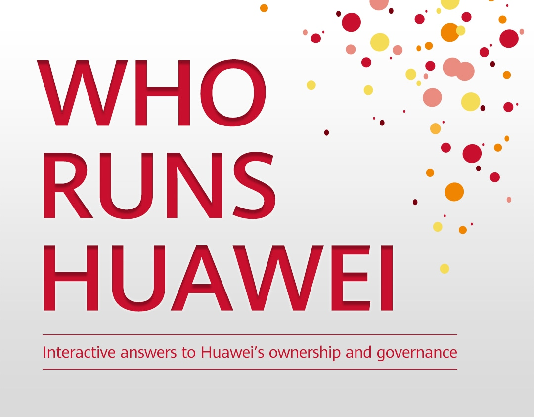 HW Who Runs Huawei m
