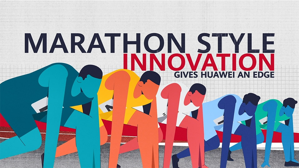 Innovation Is A Marathon  960540