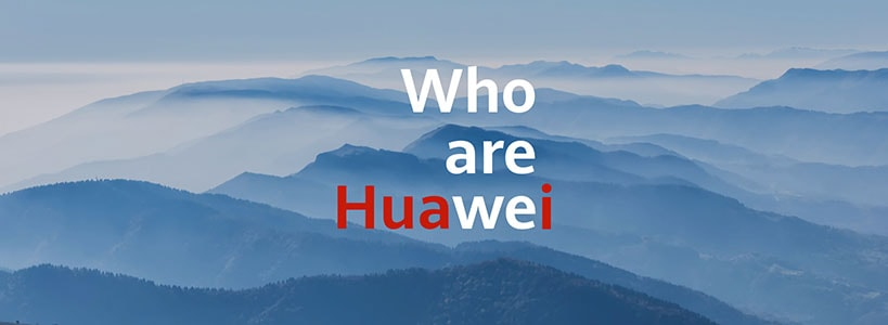 Who is Huawei