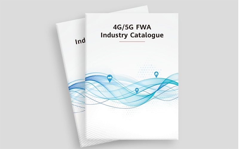 4g 5g fwa indystry catalogue