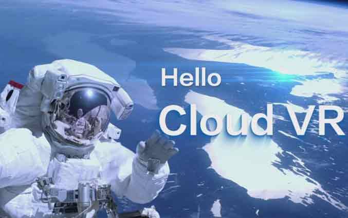 cloud vr edu