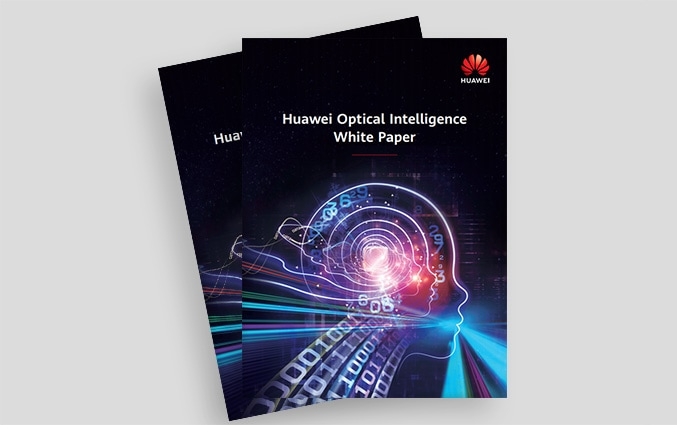 Huawei Optical Intelligence White Paper