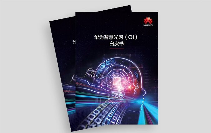 Huawei Optical Intelligence White Paper cn