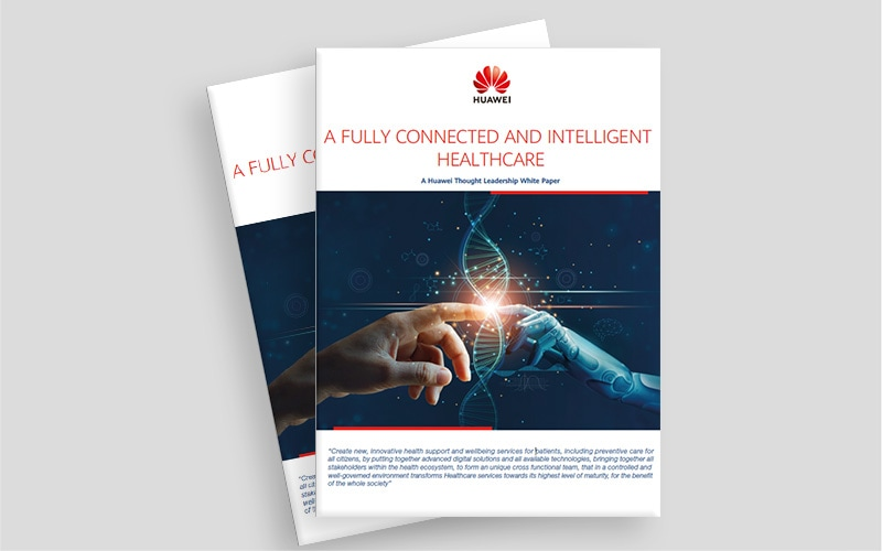 huawei thought leadership whitepaper healthcare