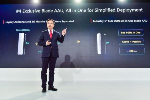 Huawei представляет 10 главных акселераторов глобального коммерческого внедрения технологии 5G