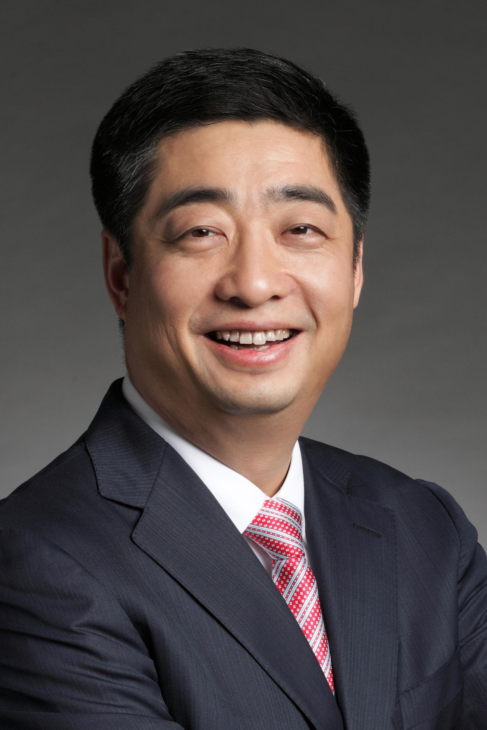 Ken Hu, VP y Presidente Rotativo de Huawei.