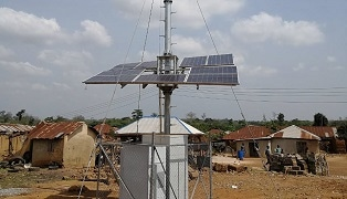 green solution to power nigeria rural communications cv