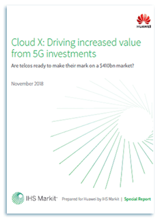 Cloud X: Driving increased value from 5G investments