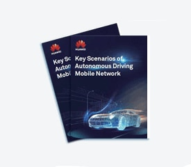 key scenarios of auto driving mobile network 275