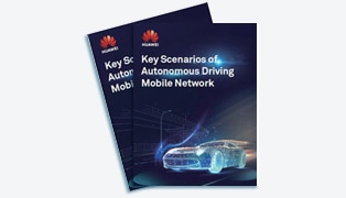 key scenarios of auto driving mobile network 314