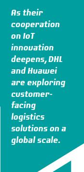 DHL: Smart Management is Smart Business - Huawei Publications