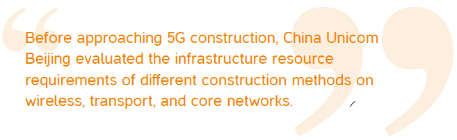 China Unicom Beijing selects 4G IP RAN evolution to build