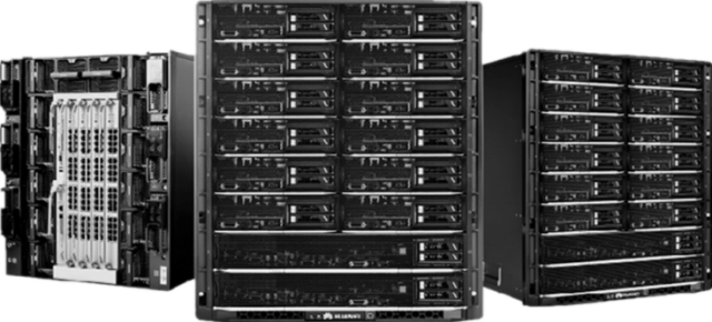 huawei launches mellanox based infiniband edr 100 gbps