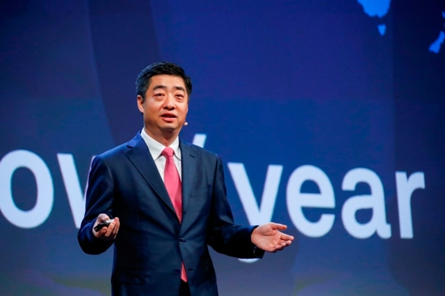 Image result for Ken Hu, Huawei.photos, BLOOMBERG
