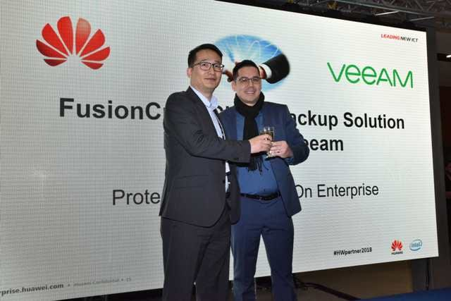 Huawei and Veeam Provide Rapid Recovery and Business