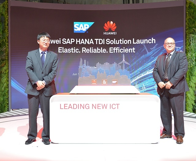 Huawei Releases the Highly Reliable, High-Performance SAP HANA TDI