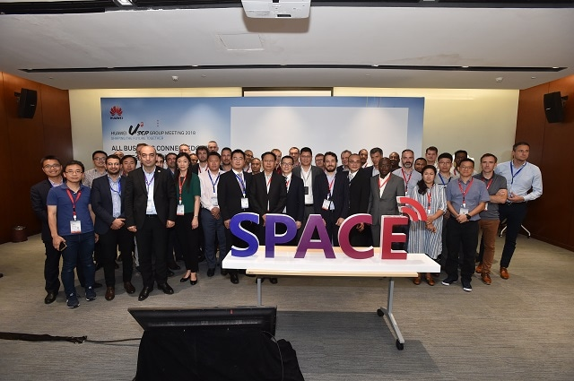 Huawei Launches the FDD LTE SPACE Solution for All Business