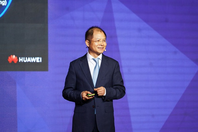 Huawei Rotating Chairman Eric Xu: Bringing MBB to a New Level with