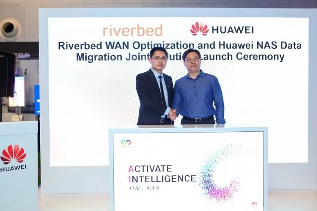 Huawei and Riverbed Technology Launched a Joint Solution to