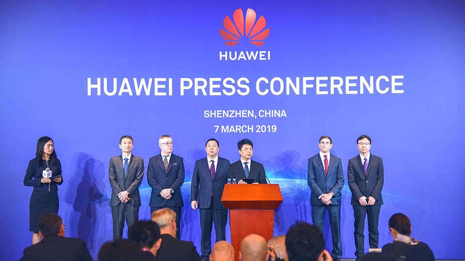 Huawei Sues the U S  Government for Unconstitutional Sales
