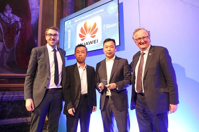 Huawei Wins