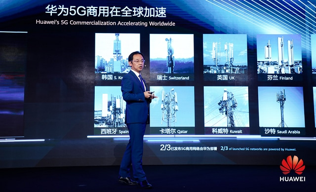 Ryan Ding from Huawei: Industries + 5G, Enabling New Growth