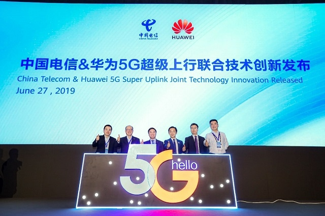 China Telecom and Huawei Jointly Release 5G Super Uplink Innovation