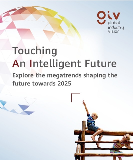 Huawei Predicts 10 Megatrends for 2025 - Huawei