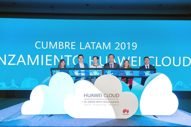 Image result for huawei cloud chile