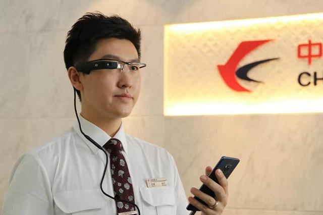 China Eastern Airlines, Beijing Unicom, dan Huawei Beijing Meluncurkan 5G Smart Travel System 1