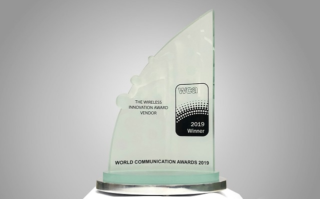 Huawei's 5G MEC Solution Wins Wireless Innovation Award at the WCA Ceremony