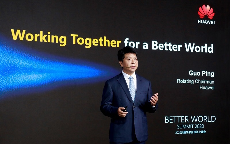 Guo Ping the Better World Summit 2020