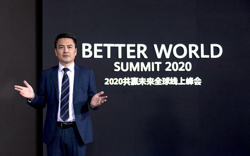 Richard Liu BWS speech