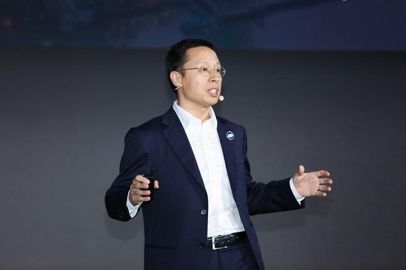 Jin Yuzhi speech