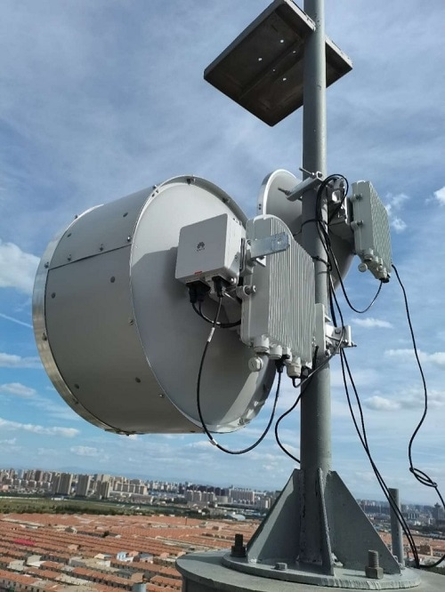 5G Microwave IBT Antenna Solution