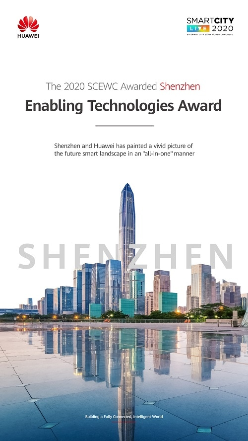 Shanghai Wins the City Award