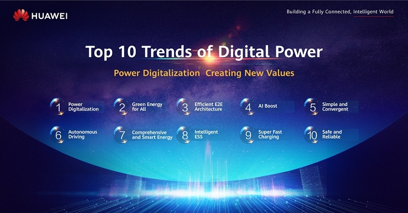 Top 10 Trends of Digital Power