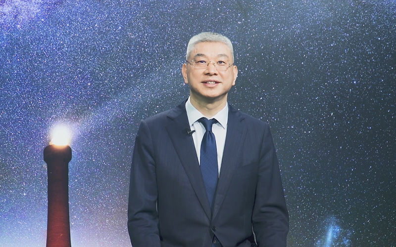 William Xu opening speech