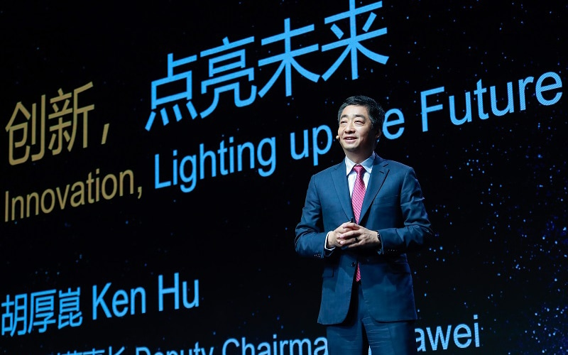 Ken Hu keynote speech