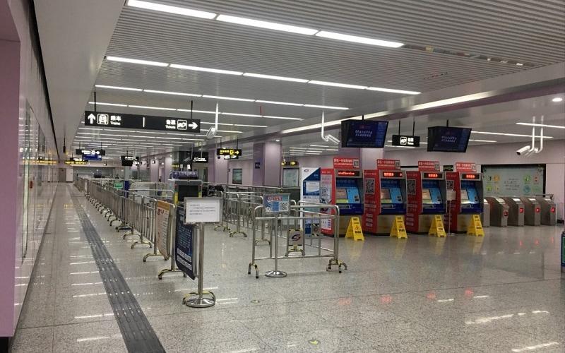Line 4 of Suzhou Metro