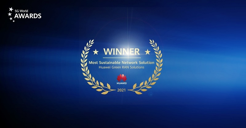 Most Sustainable Network Solution