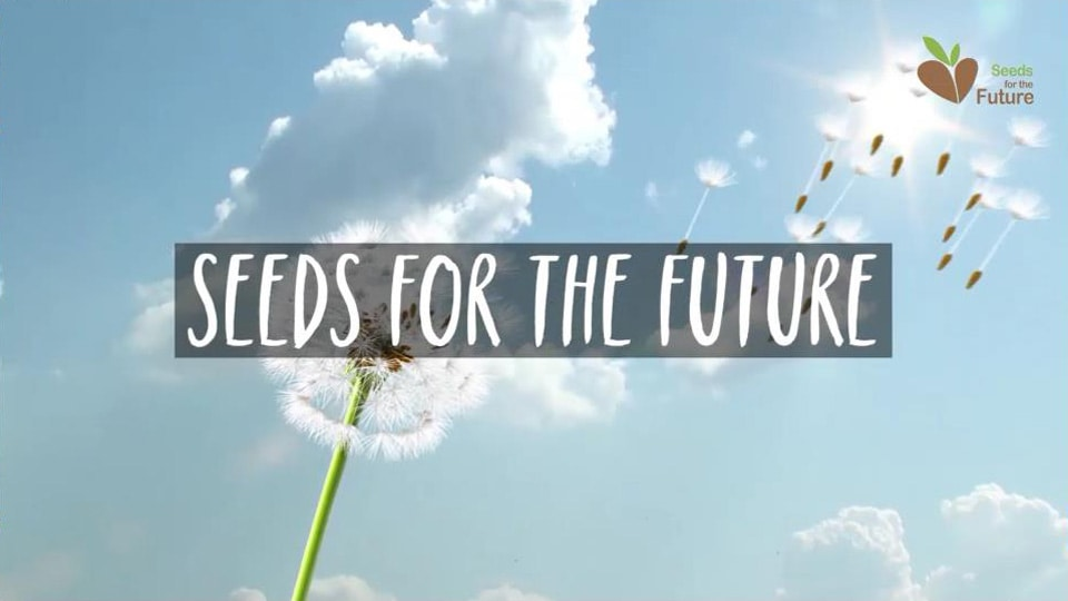 seeds for the future huawei sustainability