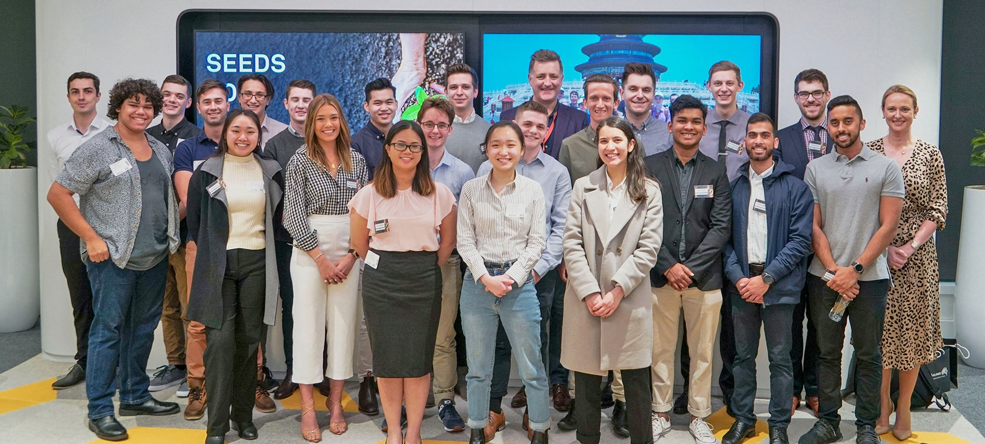 Huawei Australia Seeds for the Future 2019