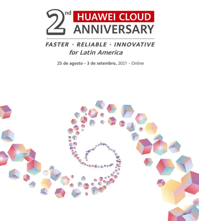 huawei cloud anniversary2021 m