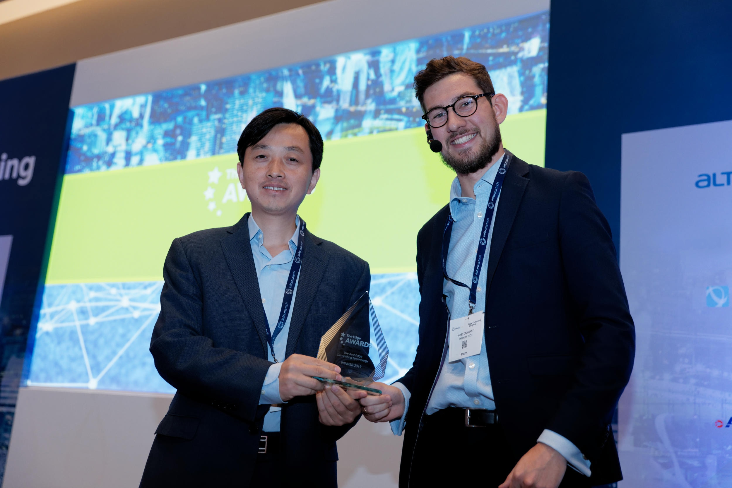 Huawei 5G MEC Solution Won the Best Edge Computing Technology Award