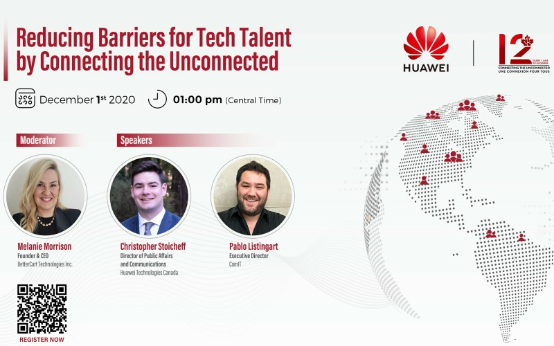reducing barriers for tech talent unconnected index